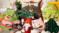 咿呀咿呀之童谣王国 第2季 第2集 蔬菜摇摆舞