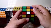 不用背公式三阶魔方桥式解法第二步