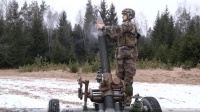 法国M327和美国M120, 120毫米迫击炮训练