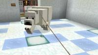 可爱的北极熊宝宝我的世界1.12极限生存EP62 南迁北极熊