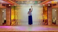 阳光美梅原创广场舞【相思的夜里】2-形体舞-编舞: 美梅2018最新广场舞视频