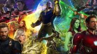《复联3》光头来袭! 史上最强超级英雄阵容险遭全灭