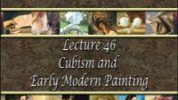 西方美术史-立体派和早期现代绘画