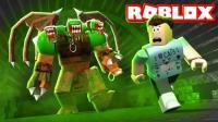 小格解说 Roblox荒废小屋逃生: 调查离奇事件! 明日边缘循环世界! 乐高小游戏