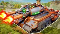 【XY小源】Tanki X 自主改装坦克大战 第3期 还有激光坦克