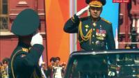 2018俄罗斯纪念卫国战争胜利73周年 红场阅兵式