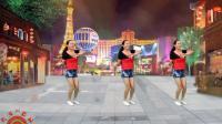 代玉广场舞《DJ舞曲》动感劲爆太活跃了, 减肥健身操