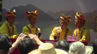 """靖西壮族""""三月三""""山歌大赛: 魁圩大面女队、渠洋新力男队"""