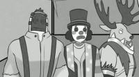 第五人格动态漫画: 论颜值的重要性, 监管者的趣味日常!