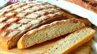 面包中加入荞麦粉, 降低人体血脂和胆固醇, 自己做健康养生的面包