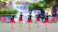 阳光美梅原创广场舞【风雨醉情缘】简单32步-编舞: 美梅-最新广场舞视频