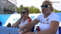 017布达佩斯游泳世锦赛花样游泳女子自由自选组合决赛片段之04