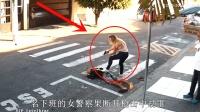 劫匪抢劫女人, 动手后瞬间后悔了, 他犯了一生最大的错误!