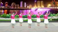 阳光美梅原创广场舞【惜别的海岸】编舞: 美梅2018最新广场舞视频
