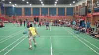 羽毛球超级联赛莫晓陈卉林VS梁伟明丁宁之84