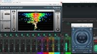 声卡调试reaper机架电音效果展示,技术QQ1028974152