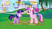 《彩虹小马》小时候的紫悦的成长日记, 紫悦的哥哥原来是个暖男呀
