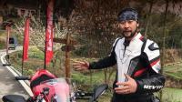 《Free Rider義》在阿凡达他们家测试杜卡迪supersport