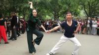 第8集 李大众老师和文静老师在陶然亭晨晨吉特巴场地精彩表演