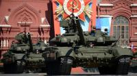 俄罗斯大杀器首次集体亮相, 这些新装备刚刚经历了叙利亚实战检验