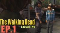 身不由己【行尸走肉】The walking dead 第二季 第三章 EP.1