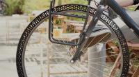 3D打印自行车轮胎, 你的自行车轮胎再也不怕漏气了