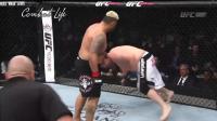 UFC最惨无人道的5大勾拳KO, 当场眼神涣散瘫软在擂台上!