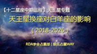 天王星新纪元到来, 未来7-8年白羊座运势要点