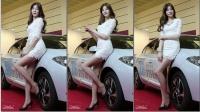 180419 2018 P&I 韩国美女模特 车模 김해정(金海婷)(2