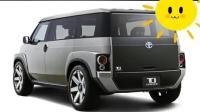 最霸气的SUV - 2018年丰田TJ巡洋舰 外形酷似小货车
