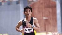 吴栋说跑步: 每天跑步送外卖 小伙跑成马拉松冠军