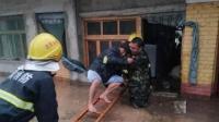 甘肃冰雹强降雨已致7人死亡安全撤离上千人