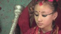 印度女孩与一头牛结婚! 新婚后与牛同吃同住, 生活让人难想象!