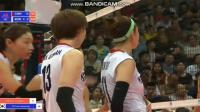 世界女排联赛首战, 中国女排0: 3完败韩国女排, 三局狂输32分!