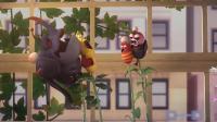 爆笑虫子: 虫虫们吃豆子身体发芽, 这集告诉我们一定不要互相伤害!