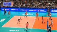 遭遇横扫! 女排国家联赛宁波站, 中国女排0: 3韩国女排, 全场回顾!