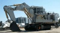 """日本最大的电动""""液压挖掘机"""", 重达837吨, 我国买来在内蒙挖矿"""