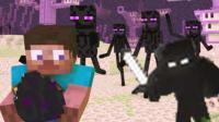 大海解说 我的世界Minecraft 末影龙蛋失窃战争