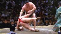 不喷不黑! 日本最高级别相扑比赛的技术含量真心不是一般的高超