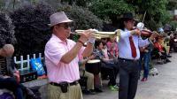 黔灵山公园市民娱乐--男博万视觉