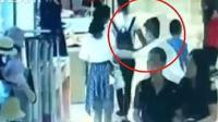 广东仅隔十分钟一猥亵男将两女子托进消防通道