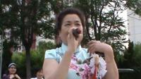 禹城市老年大学走秀班旗袍秀【八】   银晖艺术团