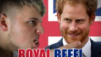 Magen和Harry一点都不配? 整蛊网红怒怼英国皇家婚礼