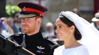 英国哈里王子大婚 现场细节集锦