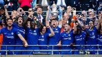 [13分钟集锦]足总杯-阿扎尔造点命中 切尔西1-0擒曼联第8次夺冠