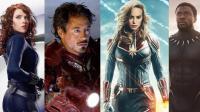 《复联3》之后 下一个漫威10年 还有哪些超级英雄作?