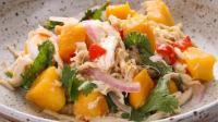 美食台 | 水果和鸡这样配, 酸甜清爽真开胃!