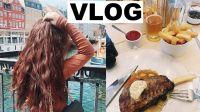 ✧ 柚子欧洲vlog ✧ 不上课去旅行啦~屏幕又碎/暴吃冰淇淋/逛街逛街超爽