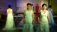 天坛周末11316 模特表演《婚纱秀》学员表演