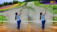 阳光美梅原创广场舞【做你的雪莲】2-形体舞-编舞: 美梅-最新广场舞视频